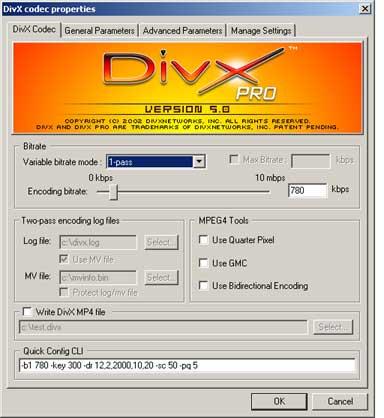 divx 5.0